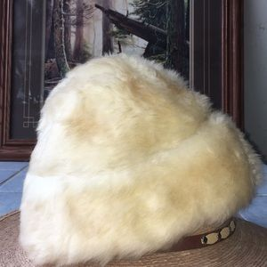 Vintage Yves St.Laurent Fur Hat
